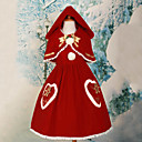 Jingle Bell and Gingerbread Men Sweet Lolita Christmas Costume