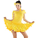 latin dancewear kvindes hot latin dans kjole (flere farver)