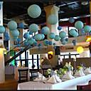 bryllupet innredning 12 tommer (30cm) kinesisk lykt for baby shower bursdag dekorasjon