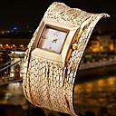 clássico luxo roma mulheres senhora relógio de pulso de quartzo de bronze vestido pulseira inteligente 3 cores