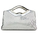 Handbag Metal/Polyester Evening Handbags/Clutches/Mini-Bags/Wallets & Accessories With Sequin