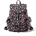 Women 's Canvas Hobo Backpacks/Sports & Leisure bags/School Bags - Multi-color