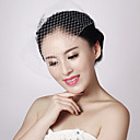 Women Net Birdcage Veils With Wedding/Party Headpiece