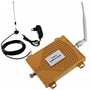 neue GSM WCDMA 900 / 2100MHz Dual-Band-Handy Signal Booster Repeater Antennen-Kit