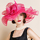 Women's Flax Headpiece - Wedding/Special Occasion Hats 1 Piece