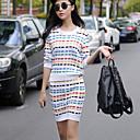 Women's Dress , Casual Long Sleeve