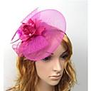 Flower Fascinators Hair Jewelry Headband