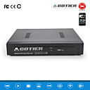 Cotier®4CH 1U POE NVR 1080P/1ch VGA+1ch HDMI/ONVIF/NVR N4/1U-POE