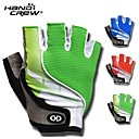 Glove Cycling / Bike Fingerless GlovesAnti-skidding / Wearproof / Shockproof / Breathable / Reflective