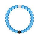 silikone armbånd, blå
