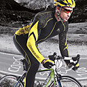 MYSENLAN Men's Cycling Tops / Jerseys Long Sleeve Bike Spring / Autumn Thermal / Warm / Breathable / Quick Dry / Wearable / Windproof