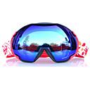 BASTO neige googgles Black Frame Skyblue Sensor Mirror objectif