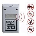 Riddex Plus Pest Repelling Aid Electronic Control  Ultrasound Machine Animal Repeller