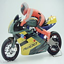 HY 1:5 Scale RC Motorcycle Electric Radio Remote Control Motorcycle Toys YX02760