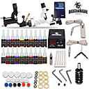 Professional 2 Rotary Tattoo Machine Tattoo Kit with 20 Colors