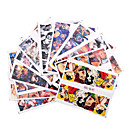 Cartoon / Lovely / Punk / Wedding Finger 3D Nail Stickers Acrylic 12 6*5*0.5