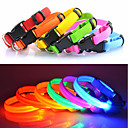 Collar de Seguridad LED para Perro - De 25 a 35cm