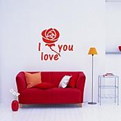 etiqueta de la pared de dibujos animados (0565-gz16975)