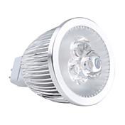 Foco Dirigido LED de Luz Blanca Tibia de 3000-3500K de 450lm de 6W GU5.3 de 85 a 265V