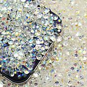 Decoraciones de uñas 200pcs 3D Otros