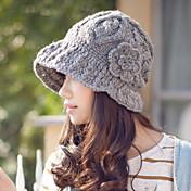 dámské elastické květina klobouk