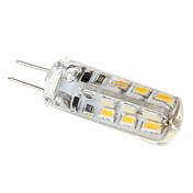 1,5w g4 conduziu luzes de milho t 24 110-130 lm quente branco dc 12 v