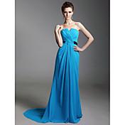 TINKA - kjole til kveld i Chiffon