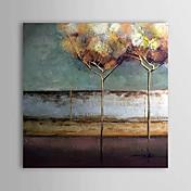 手描きの 抽象画 1枚 キャンバス ハング塗装油絵 For ホームデコレーション