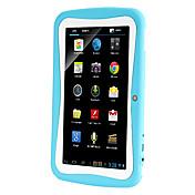 7 pulgadas Los niños de la tableta (Android 4.4 1024*600 Dual Core 512MB RAM 8GB ROM)