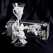 Tema Floral Los favores de la vela-Pedazo / Set Velas