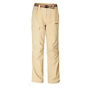 Mujer Mantiene abrigado Secado rápido Resistente al Viento Listo para vestir Pantalones/Sobrepantalón para Camping y senderismo Deportes