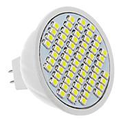 Focos LED 4.0 W 60 SMD 3528 330-360 LM Blanco Fresco AC 12 V