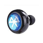 携帯電話用マイク付き外耳道ミニステレオヘッドフォンのBluetooth V3.0