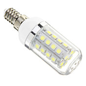 E14 36 SMD 5050 480 LM クールホワイト LEDコーン型電球 交流220から240 V