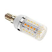 5W E14 LEDコーン型電球 T 36 SMD 5050 480 lm 温白色 明るさ調整 交流220から240 V