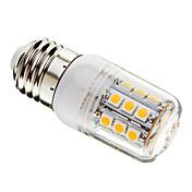 3W LEDコーン型電球 T 27 SMD 5050 350 lm 温白色 明るさ調整 交流220から240 V