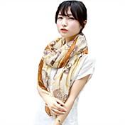 アリン·キスファッションシフォンスカーフ(SJ044)