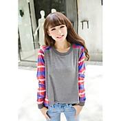 JINYI Corea Loose Fit Long Sleeve T-Shirt