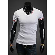 Camisa Menmax Moda de manga corta