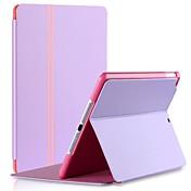 iPadの空気のためのスタンドフルボディケースをVouniキーンシリーズストライプデザインPUレザー