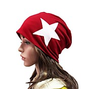 coreano sombrero del algodón de la estrella de unisex