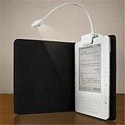 3w llevó la luz para leer ereader ebook kindle nook kobo con el paquete
