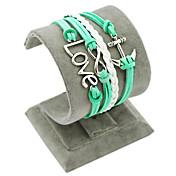 elegantes pulseras de moda serbal europa y américa