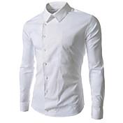 estilo de otoño menmax largos ocasionales camisas sleevecasual CS21
