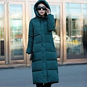 Women's Hooded Down Cotton Coat(More Colors)