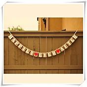 Čtvrtky Svatební dekorace-1ks / Set Jaro Léto Podzim Zima Nepersonalizováno