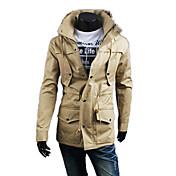 Men's Casual Fashion  Hoodie Jacket