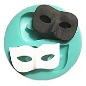 taneční masky fondán dort formy na mýdlo čokoládové formy na kuchyňskou pečení dekorace nástroj SM-295