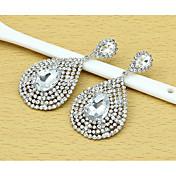 mujeres / lindo / fiesta de la vendimia / aleación casual / gancho de diamantes de imitación