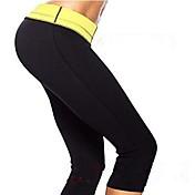2015 nuevos pantalones de adelgazamiento caliente corsés neopreno cinturón